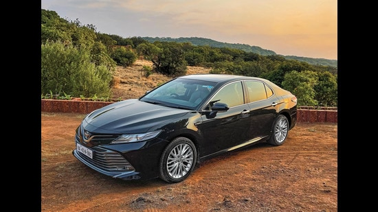 This Toyota vehicle feels best in the city and there's more to it than its green credentials