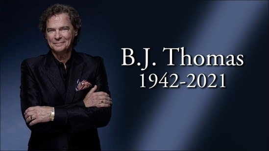 Grammy-winning singer BJ Thomas passes away at 78 after battling lung cancer(Twitter/TheBJThomas)