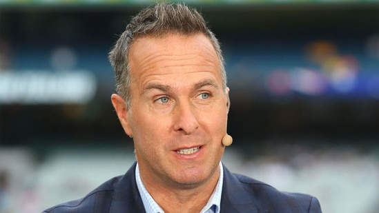 Former England captain Michael Vaughan. (Getty Images)