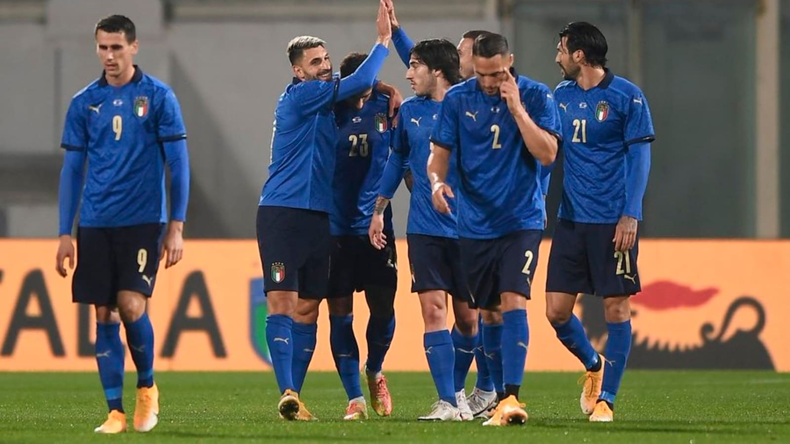 EURO 2020: Italy transformed after World Cup failure | Football News -  Hindustan Times