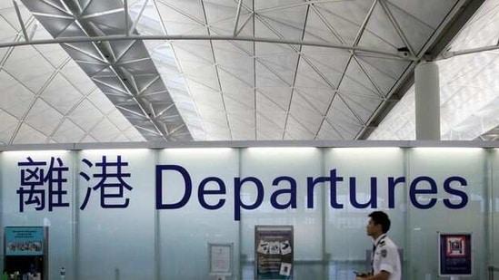 Hong Kong International Airport (File Photo/Reuters)