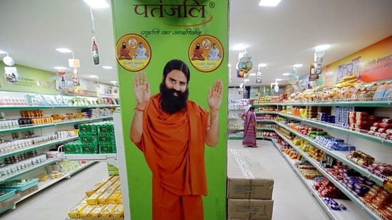 The India Medical Association strongly objected to Ramdev's statement, made last week, and demanded action against him. REUTERS/Amit Dave/File Photo(REUTERS)
