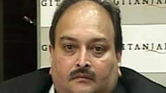 Mehul Choksi mysteriously disappeared from Antigua last Sunday and was later found in neighbouring Dominica.(HT File Photo)