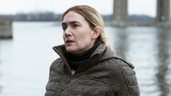 Kate Winslet in Mare Of Easttown, which streams in India on Disney+ Hotstar
