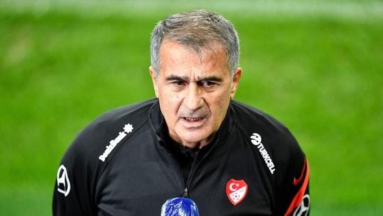 FILE PHOTO: Turkey's head coach Senol Gunes(AP)