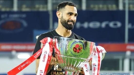 Amrinder Singh: File photo(Mumbai City FC)