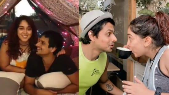 Ira Khan shared loved-up post for her boyfriend Nupur Shikhare.
