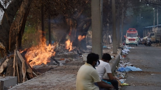 As per the state control room figures of May 30, the second wave of the ongoing pandemic resulted in 334 deaths this year. (PTI Photo/Atul Yadav)(PTI)
