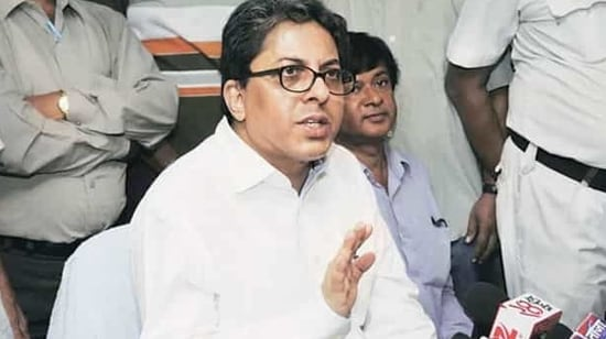 West Bengal chief secretary Alapan Bandyopadhyay is seen in this file photo.