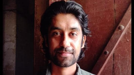 Oral-lad and actor Shashi Bhushan Chaturvedi is an alumni of Bhartendu Natya Academi, Lucknow (Sourced)