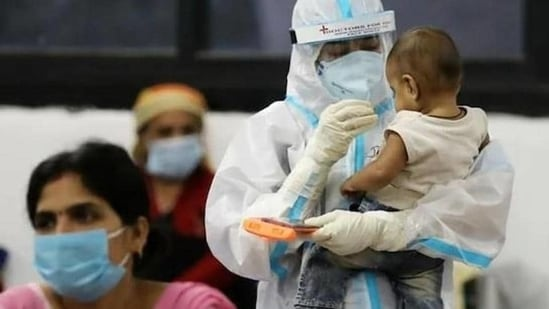 The Delhi government had earlier this month announced that it will pay for the education of any child who has lost parents in the pandemic. (Representative photo/HT)