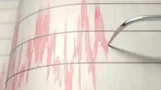Monday's earthquake was the second to hit Assam's Tezpur district in less than 24 hours.(PTI Photo.)
