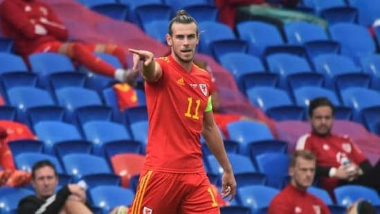 Wales' Gareth Bale.(REUTERS)