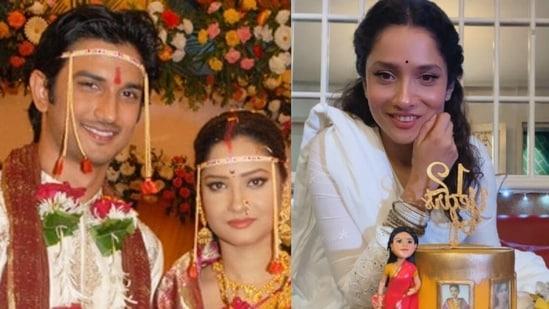 Ankita Lokhande remembers Sushant Singh Rajput as she celebrates 12 years of Pavitra Rishta.