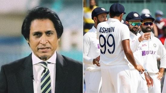 Ramiz Raja hails India for their dominance in Test Cricket(HT Circket)