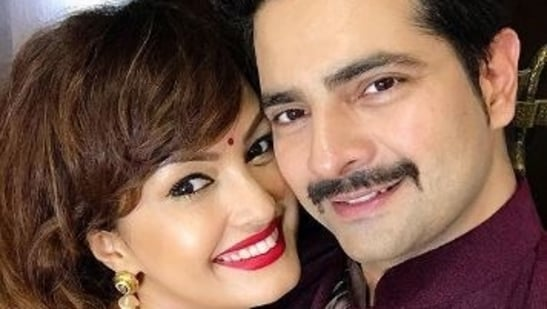 Karan Mehra and Nisha Rawal have been married for nine years and have known each other for 14. They have a son.