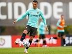 FILE PHOTO: Cristiano Ronaldo (TWITTER)