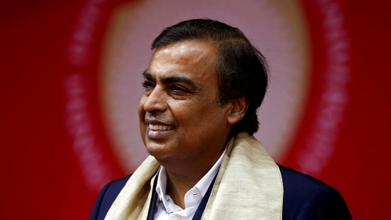 """Ambani said, """"As technology becomes a driving force in all businesses and facets of life, the future belongs to organizations that can lead and leverage the digital revolution,,"""" while speaking to shareholders. (Reuters)"""