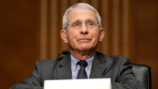 Anthony Fauci's security detail was also expanded to full time after he started receiving death threats from Trump supporters.(Bloomberg)