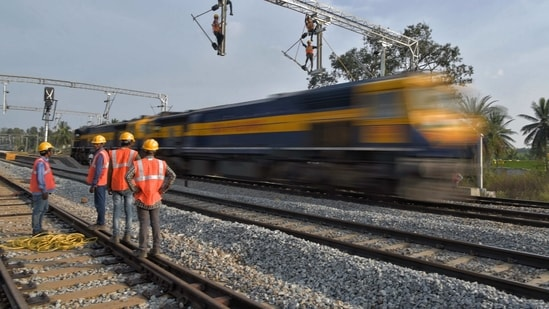 The Railways has carried out massive campaigns to reduce such deaths and also paid ex gratia to the kin of the victim on sympathetic grounds in some cases.(AFP)