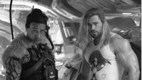 Thor: Love and Thunder, which stars Chris Hemsworth in the lead, has been directed by Taika Waititi.