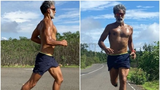 Milind Soman tested positive for Covid-19 in March.