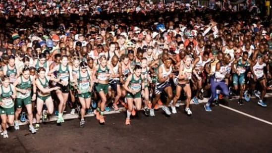 File Photo of a marathon.(Getty Images.)