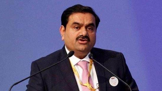 Adani Enterprises shares hit new record high - Hindustan Times