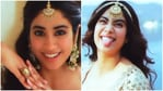 Janhvi Kapoor has dropped a behind the scenes video.