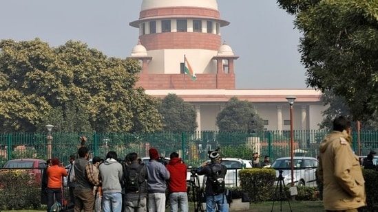 SC directs CBSE, CISCE to place on record objective criteria for 12th assessment(HT File)