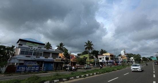 Kerala scored 75 as it fared well on social, economic and environmental parameters. (Vivek R. Nair/HT Photo)