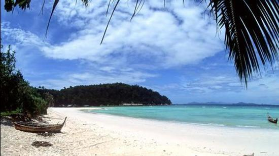 The Andaman and Nicobar islands. (HT archive)