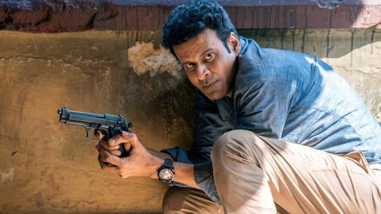 Manoj Bajpayee plays Srikant Tiwari on The Family Man.
