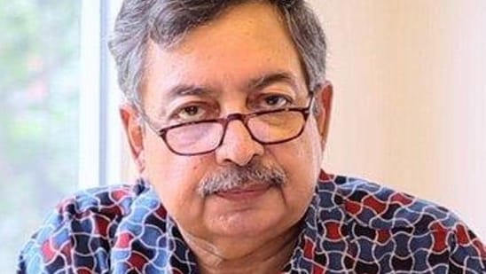 The Delhi Police had registered a case against journalist Vinod Dua for allegedly making statements incite trouble through his YouTube channel.(@VinodDua7/Twitter)