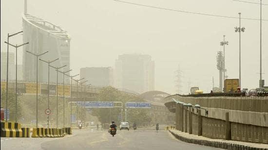 Delhi-Gurugram expressway. (File photo)