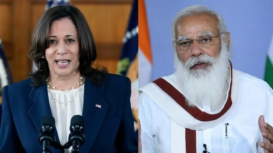 In his phone call with Kamala Harris, Prime Minister Modi also discussed further ways to fortify the India-US vaccine cooperation, contribution to post-Covid global health, and economic turnaround. (File Photo / PTI)