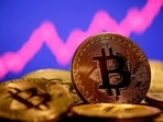 Bitcoin was last down about 3.6% at $37,809.(REUTERS)
