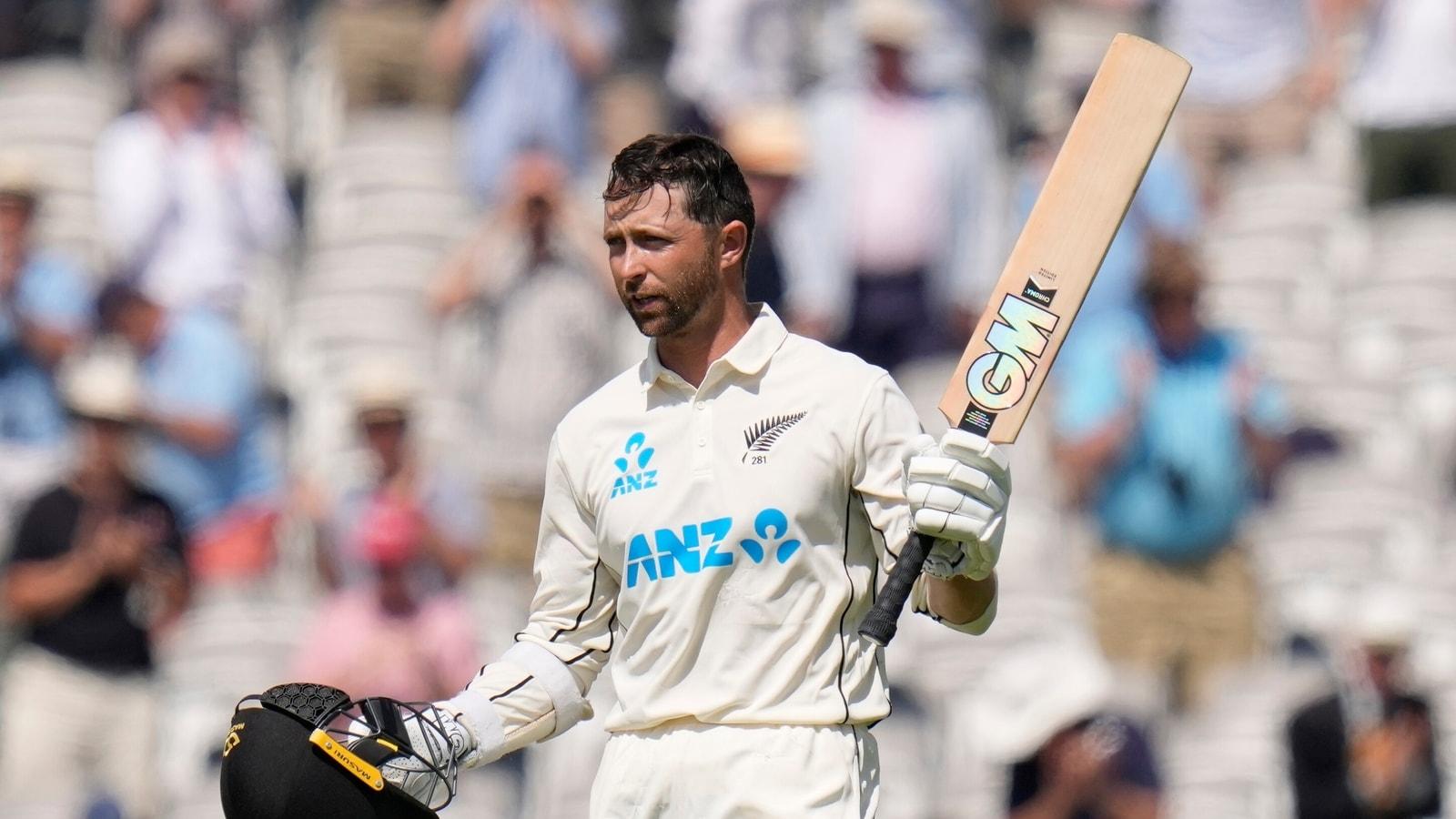 England vs New Zealand: Kiwi's Devon Conway becomes sixth batsman to hammer  double ton on Test debut   Hindustan Times