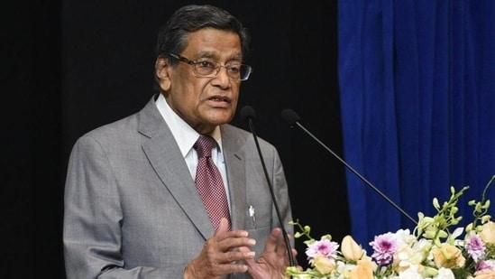 Attorney General of India KK Venugopal(Sonu Mehta/ Hindustan Times)