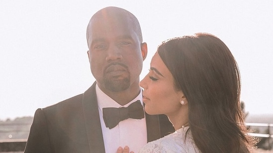Kim Kardashian and Kanye West are getting a divorce.