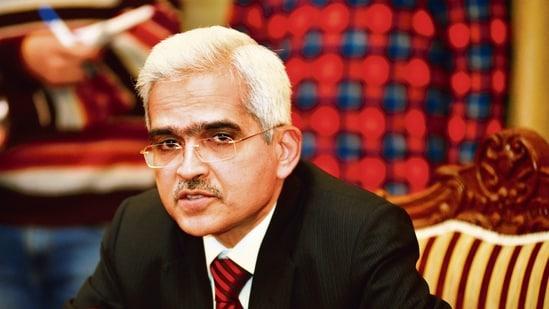 RBI governor Shaktikanta Das.RBI (File Photo)