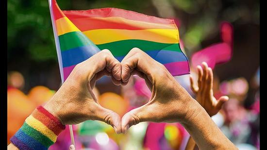 Pride is seen as an important time to raise awareness (Photo: Shutterstock)