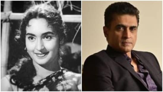 Late actor Nutan is the mother of actor Mohnish Bahl.