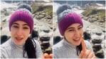 Sara Ali Khan has dropped a throwback video.