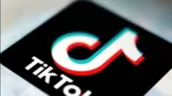TikTok app logo is seen in this file photo. (AP)