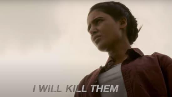 Samantha Akkineni plays a Srilankan Tamil in The Family Man 2.