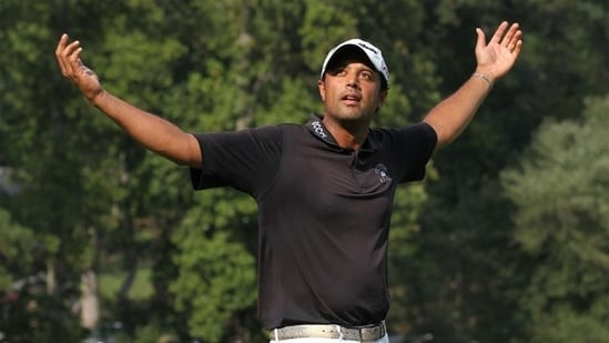 Arjun Atwal's file photo.(Getty Images)