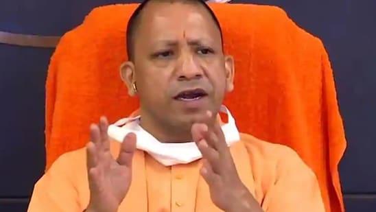 Uttar Pradesh Chief Minister Yogi Adityanath. (ANI file)
