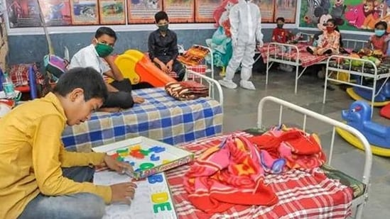 Delhi and Maharashtra have started ramping up infrastructure by setting up additional pediatric wards