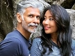 Ankita Konwar shares self-love tips in new post, Milind Soman says will do all(Instagram/@milindrunning)